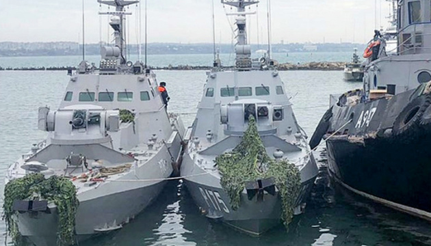 Russians removed even toilet bowls from seized Ukrainian ships – Navy commander