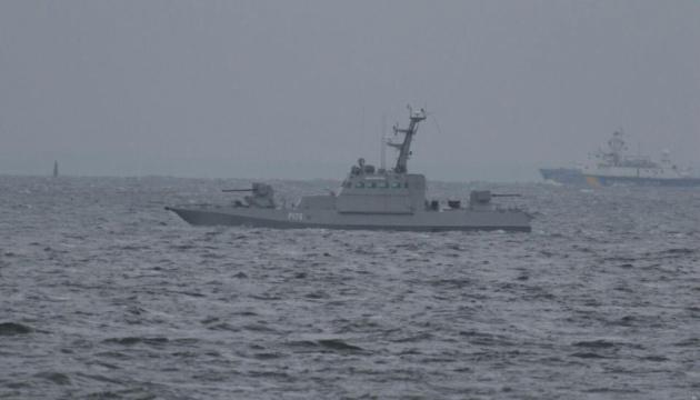 Повернуті Росією українські кораблі прибувають в Очаків