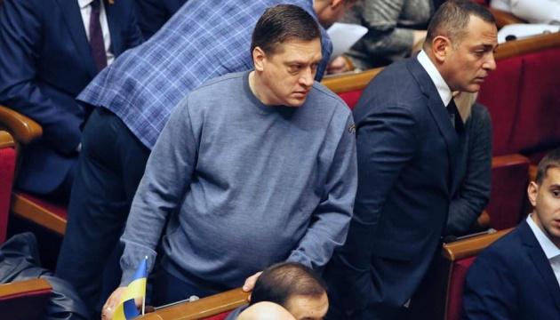 Іванісов призупиняє членство у фракції