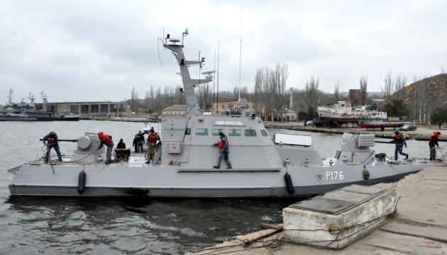 Звільнені з полону кораблі ВМС зайшли в український порт