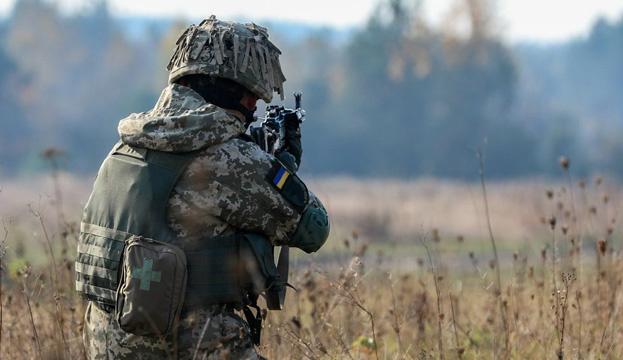 Окупанти на Донбасі шість разів порушили «тишу», один військовий ЗСУ травмований