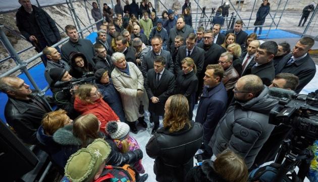 Зеленский: Нам нужны реальные результаты расследования дел Майдана