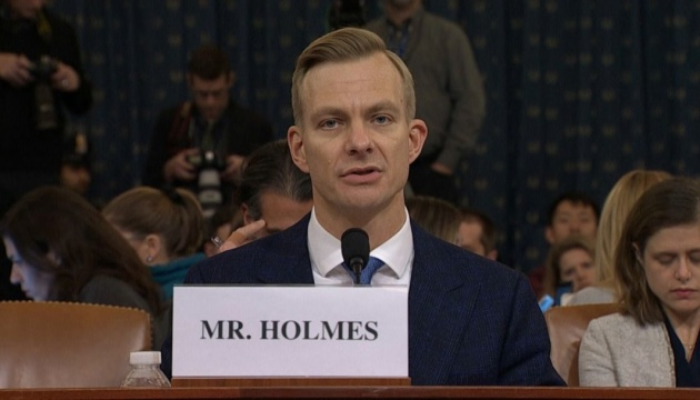 В Посольстве США были обеспокоены отношением Трампа к Украине - дипломат