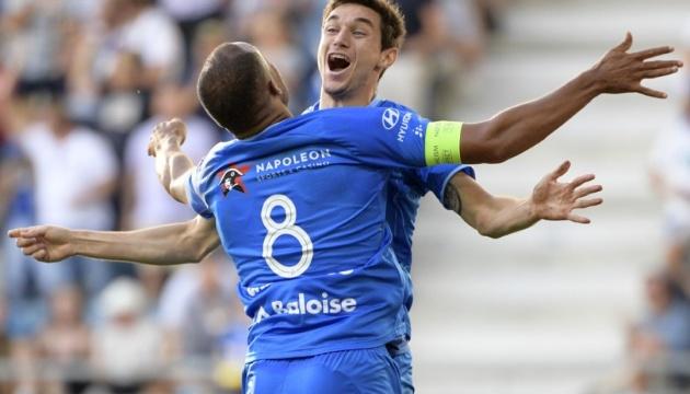 Гол Яремчука не врятував «Гент» від поразки в матчі з «Антверпеном»