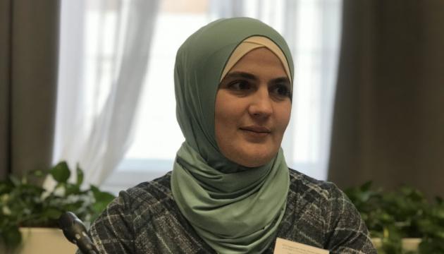 Жена политзаключенного Салиева рассказала в ОБСЕ о преследованиях крымских татар
