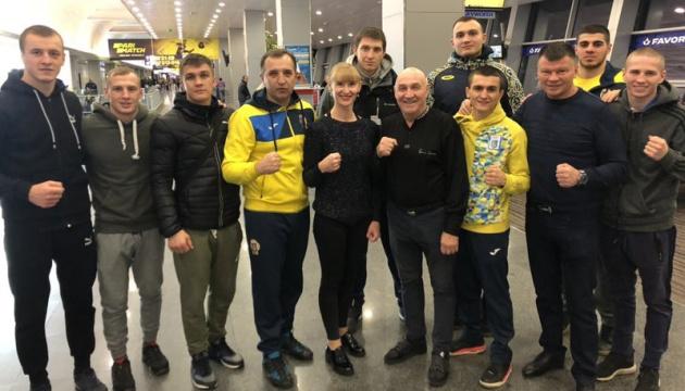 Сборная Украины стартует на международном турнире по боксу в Финляндии