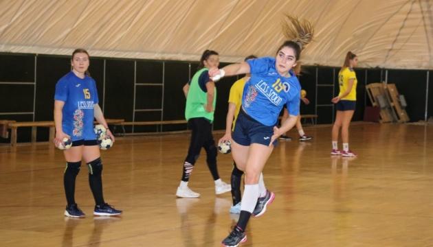 Жіноча збірна України виступить на гандбольному турнірі в Польщі