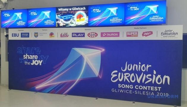 У Польщі сьогодні - фінал Дитячого Євробачення 2019 за участю України