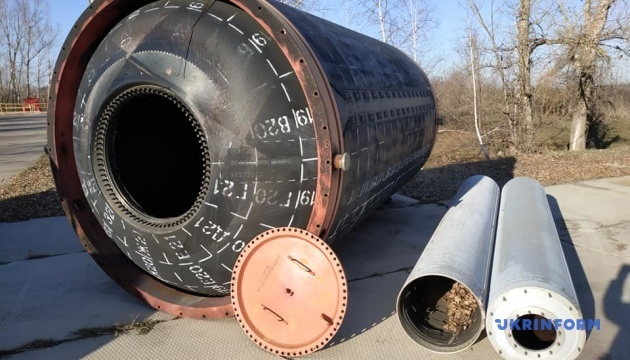 На Павлоградском химзаводе - критическая ситуация с утилизацией ракетного топлива