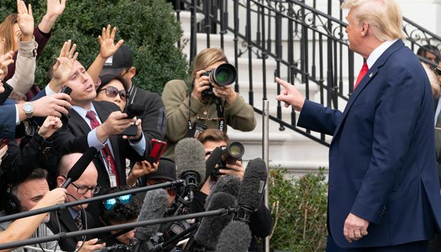 Слушания по импичменту: Почему у Трампа сдали нервы?