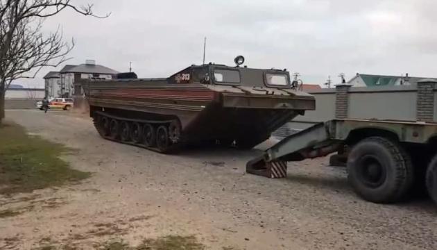 Затоплення курортної Кирилівки: ДСНС перекидає техніку на випадок евакуації
