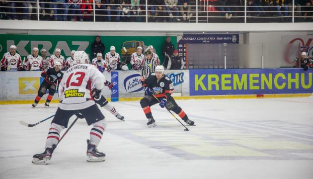 УХЛ: «Кременчук» вдруге в сезоні переміг «Донбас»