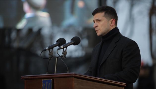 Prezydent wziął udział w uroczystościach upamiętniających ofiary Hołodomoru