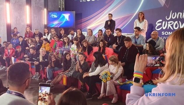 Детское Евровидение: в Гливице состоялась генеральная репетиция перед финалом