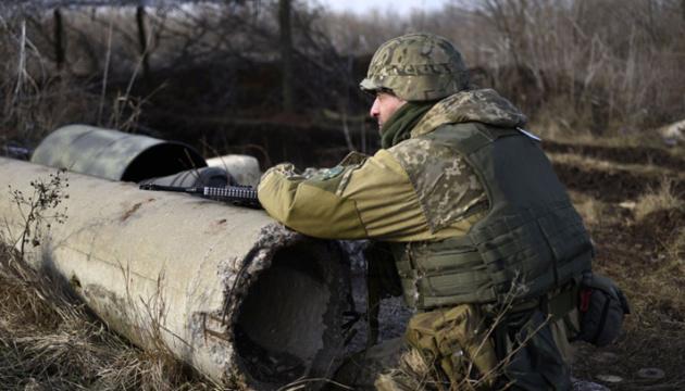 На Донбассе с начала суток - без обстрелов