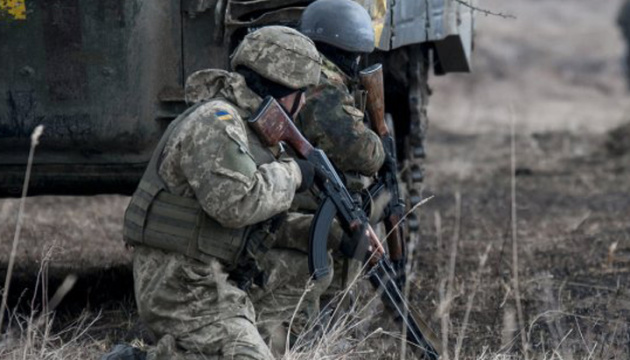 Invaders violate ceasefire in Donbas seven times. Two soldiers killed