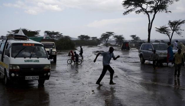 Зсуви у Кенії - десятки загиблих