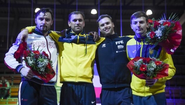 Украинец Рейзлин выиграл этап Кубка мира по фехтованию