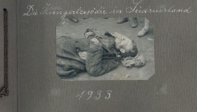Hołodomor - unikalne zdjęcia austriackiego inżyniera