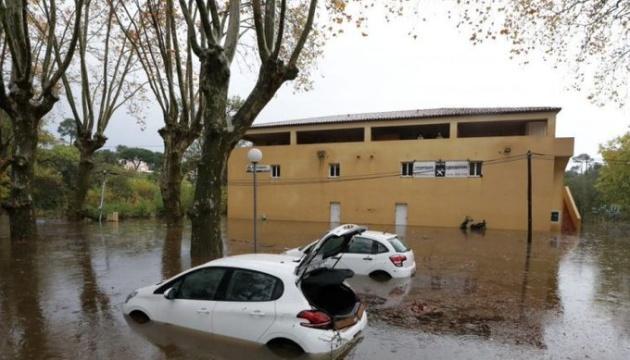 Повені на півдні Франції забрали життя двох людей
