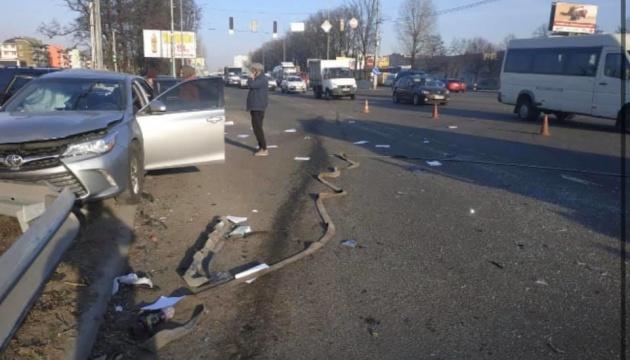 У МВС розповіли подробиці аварії, у якій постраждав Кулеба