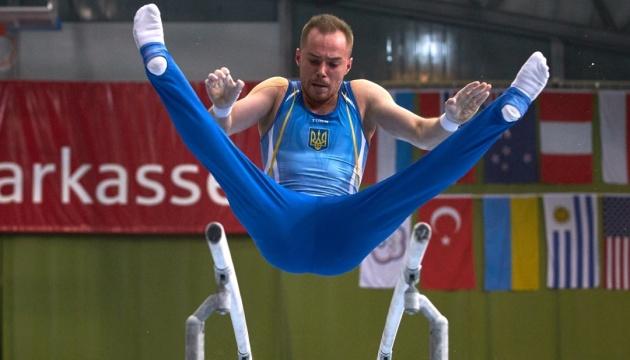 Украинские гимнасты выиграли три золотые медали на Кубке мира