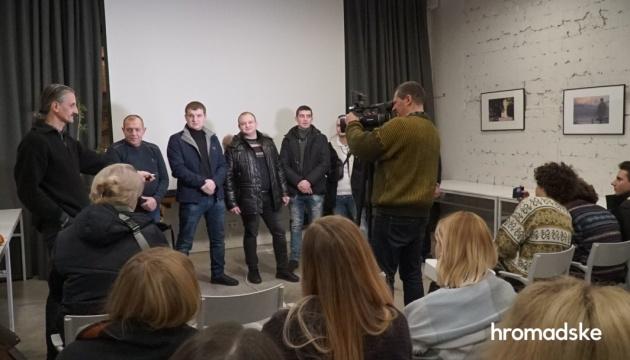 В Одесі до річниці захоплення моряків показали фільм
