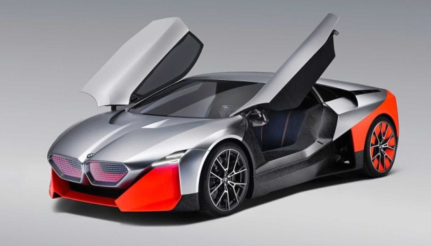 Подразделение BMW выпустит свой суперкар