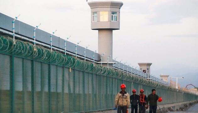 Китай побудував в'язниці для уйгурів, щоб