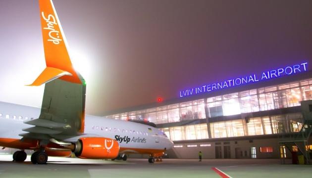 SkyUp открыла рейсы Львов – Тель-Авив