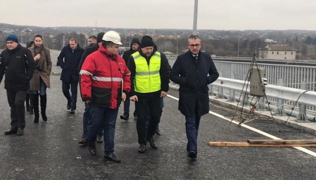 На Вінниччині відремонтують понад 300 км доріг і 5 мостів державного значення