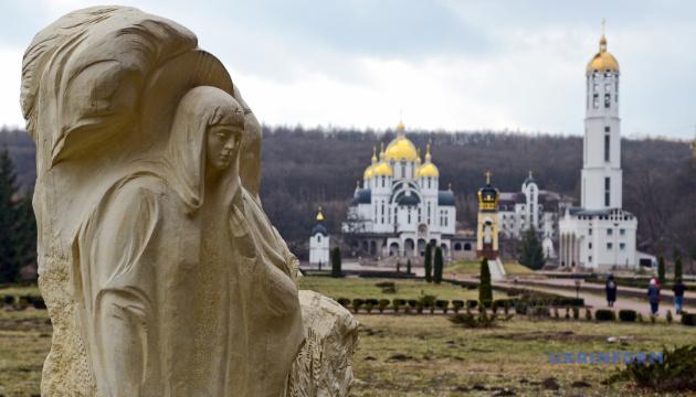 Святыни Тернопольщины показали с высоты птичьего полета