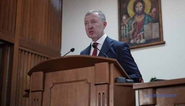 Serhiy Osachuk appointed new head of Chernivtsi RSA