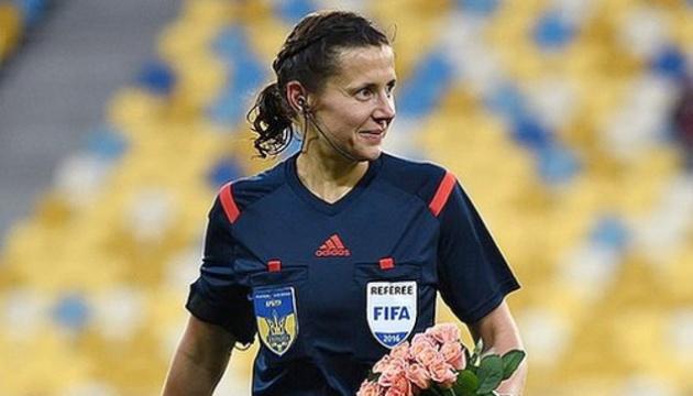 Монзуль увійшла до ТОП-10 найкращих футбольних рефері світу серед жінок - IFFHS