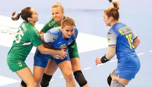 Украина заняла третье место на гандбольном турнире в Польше