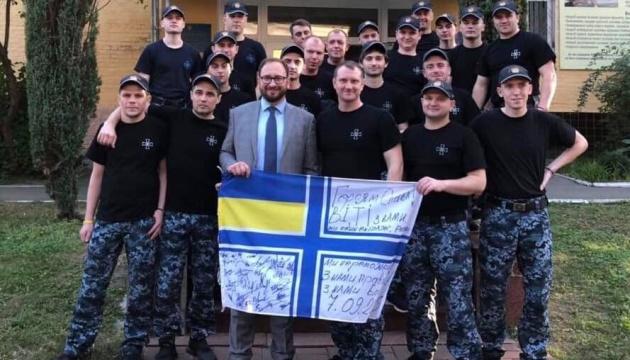 Это был год переживаний, надежды и борьбы за свободу украинских военных моряков