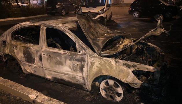 Керівнику Одеської митниці спалили авто — Нефьодов