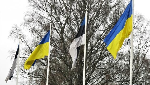Посол України в Латвії зустрівся з головою Конгресу українців Естонії
