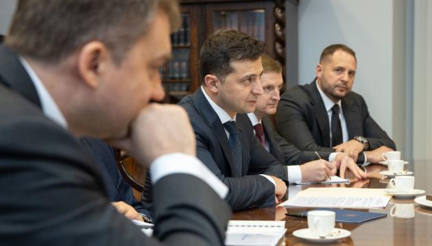 Ukraine interested in joining Three Seas Initiative - Zelensky