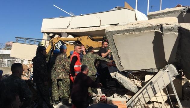 В Албанії арештували дев'ятьох після смертельного землетрусу