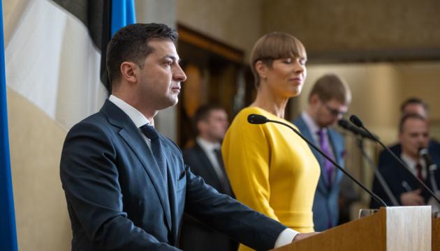 """Зеленський прокоментував """"скандальні"""" телефонні розмови з Трампом"""