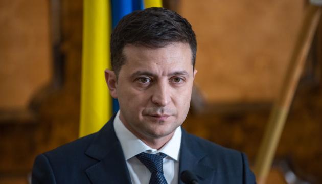 Najgorszym wirusem jest wirus nienawiści - Zełenski zwrócił się do Ukraińców