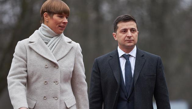 エストニア大統領、ドンバス訪問時の印象を説明