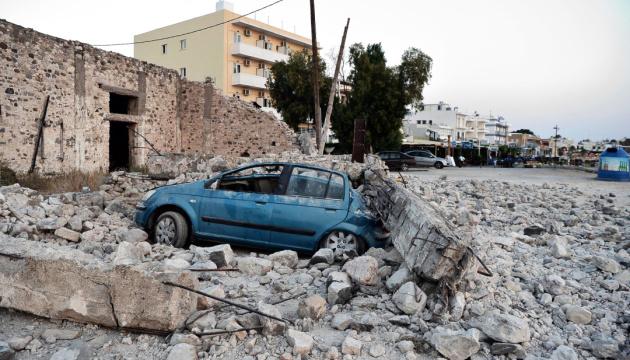 Албанію сколихнув ще один землетрус
