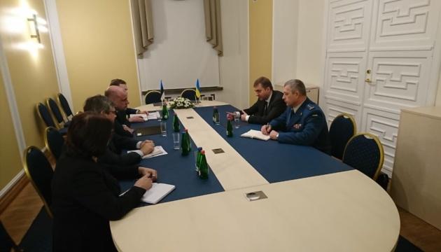 Україна та Естонія підписали Декларацію про наміри у сфері тероборони