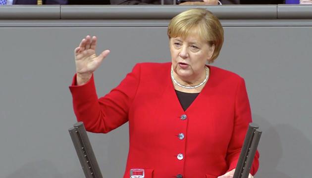 Меркель вважає найскладнішим питанням реалізацію політичної частини