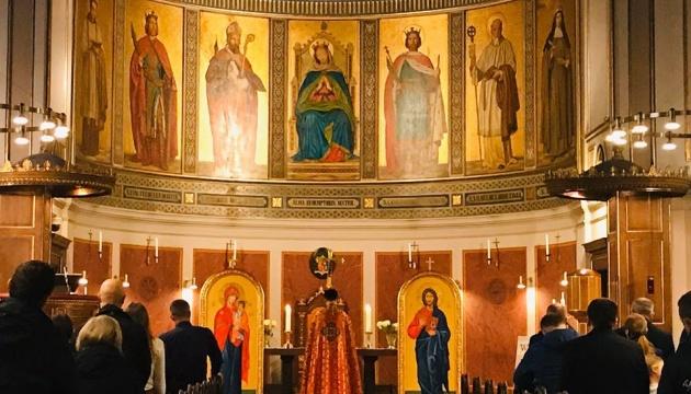 Українська церква в Данії сприяла гуртуванню місцевих українців – настоятель о.Василь