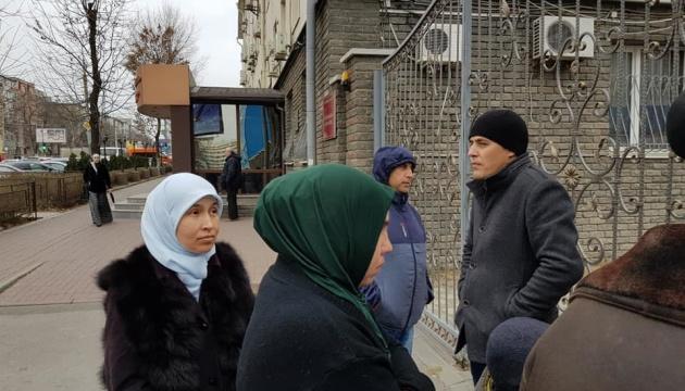 У Ростові поліцейські не давали знімати судилище над кримськими татарами