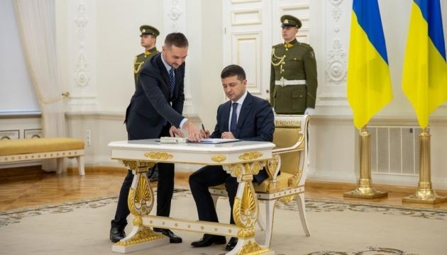Presidents of Ukraine and Lithuania sign strategic partnership declaration