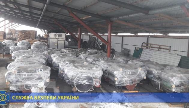 Контррозвідка СБУ не дала вивезти з України в ЄС партію танкових двигунів